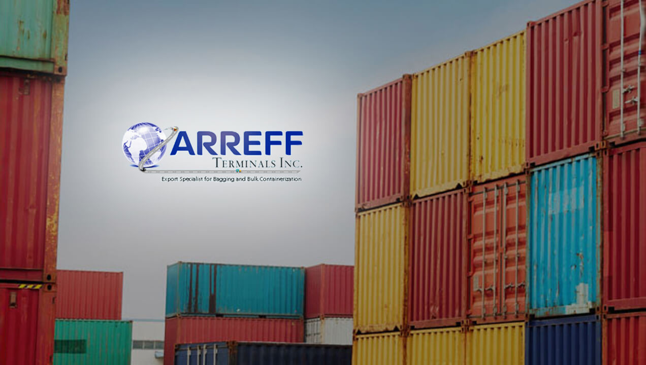 Arreff Terminals Inc. is the leading export specialist in the Portsmouth Area