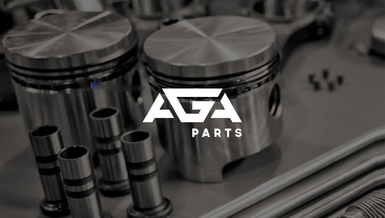 AGA Parts Banner Background Image