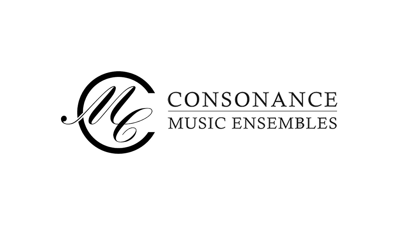 Consonance Music Ensembles' Elegant Refurbished Logo