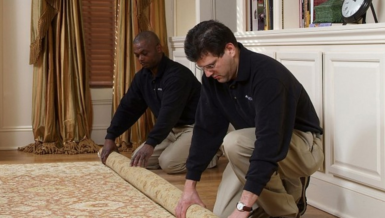 Bedrosian Industries are expert rug cleaners
