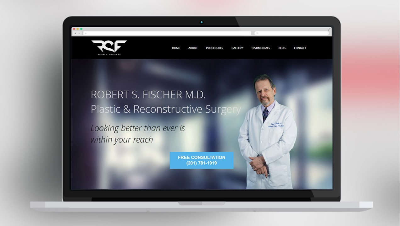 Robert Fischer Plastic Reconstructive Surgery Upgraded State-of-the-Art Site