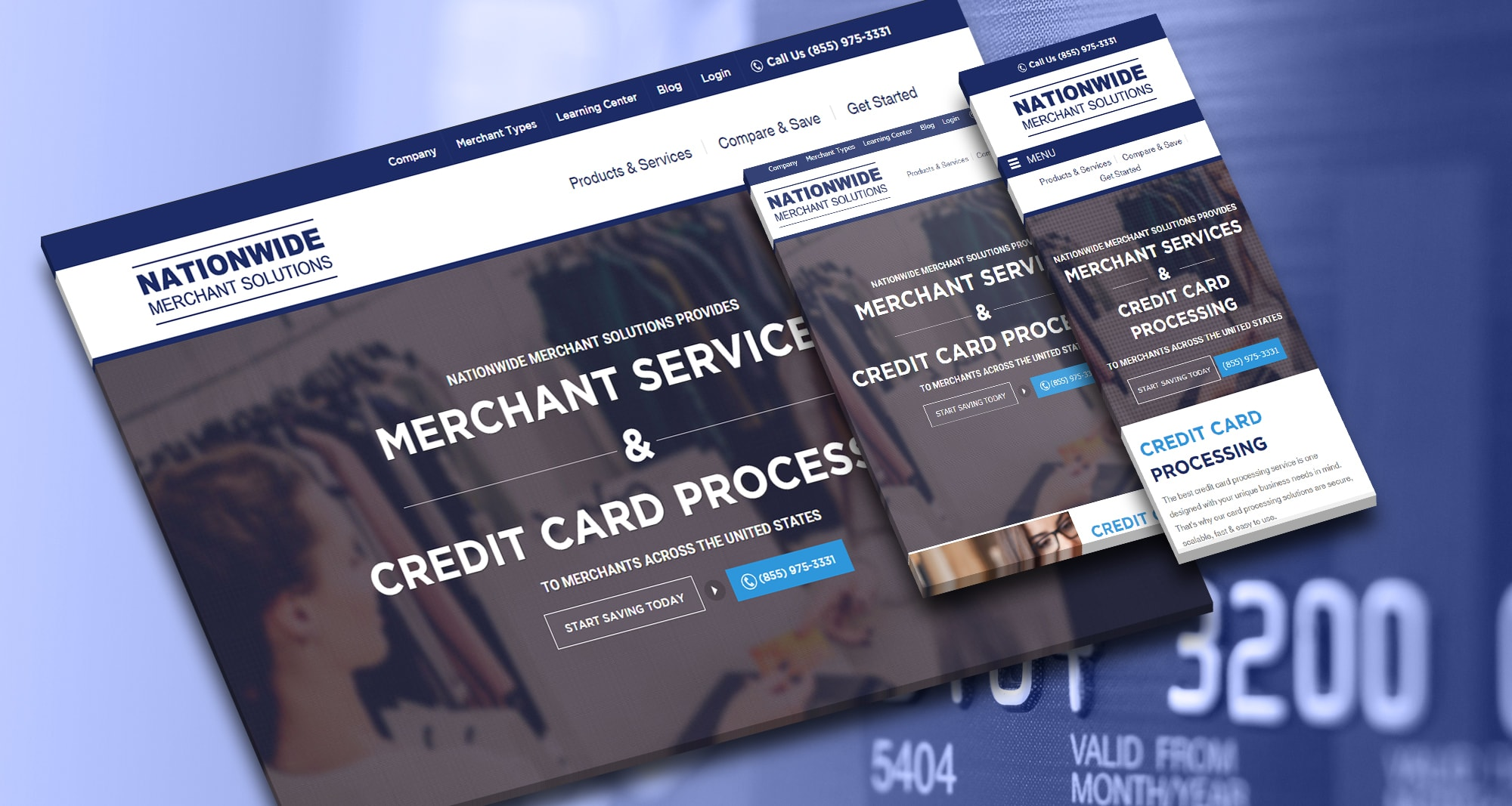 Merchant services marketing website design seo ppc ss nj merchant services digital marketing case studies reheart