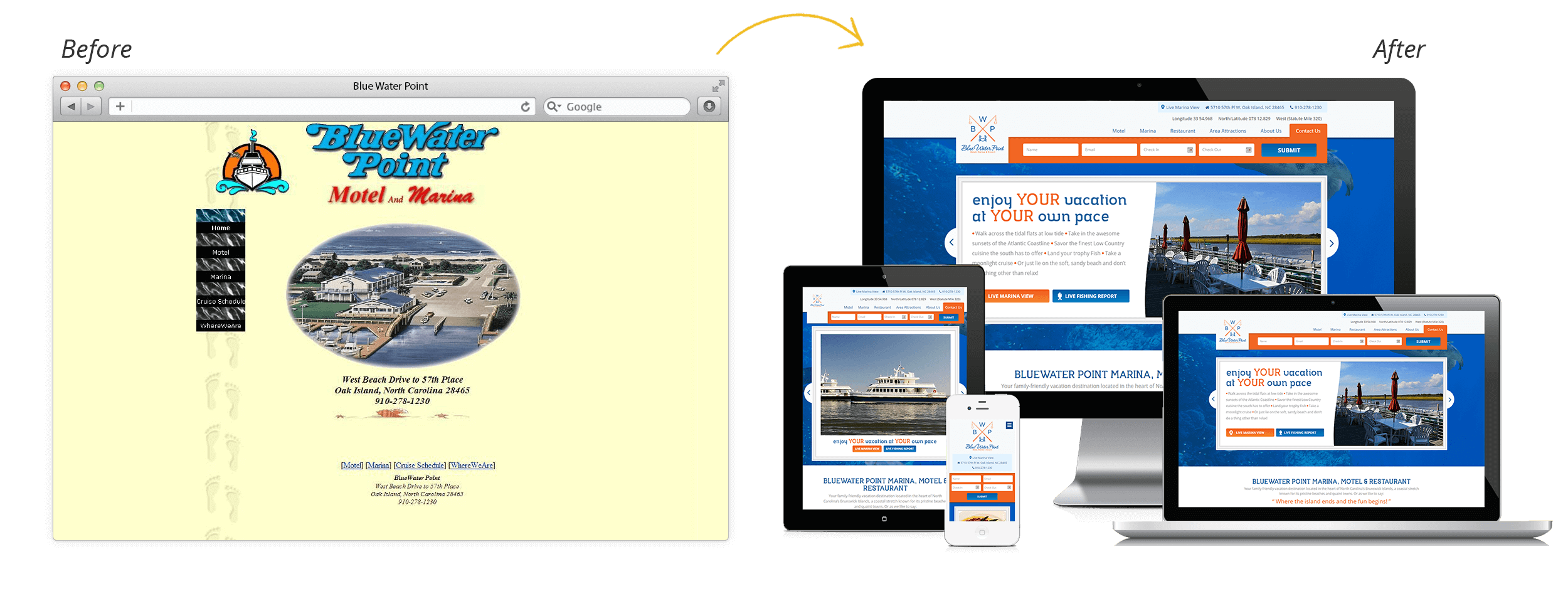 Blue Water Point