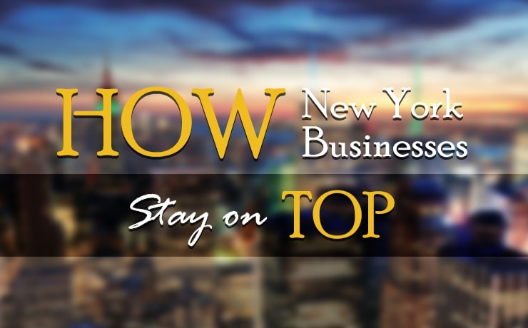 How New York Businesses Stay on Top