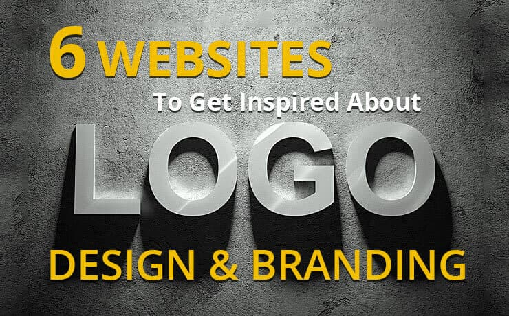 6 Websites To Get Inspired About Logo Design & Branding