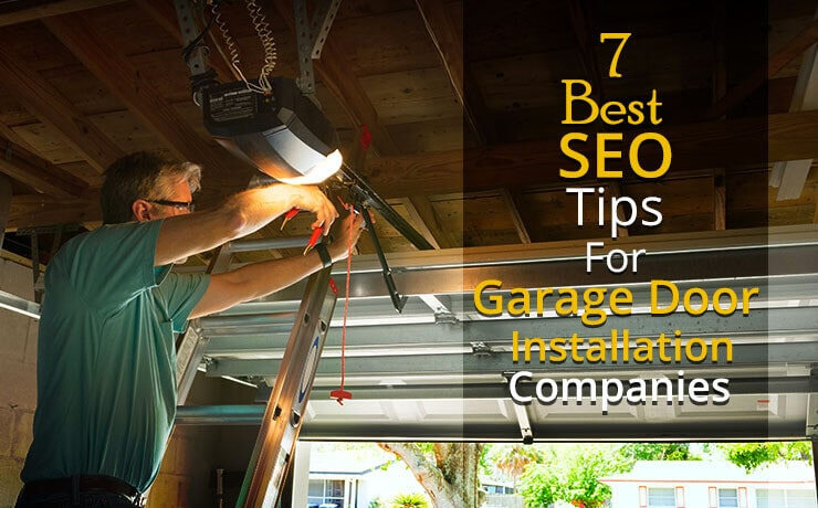 SEO for garage door installation companies