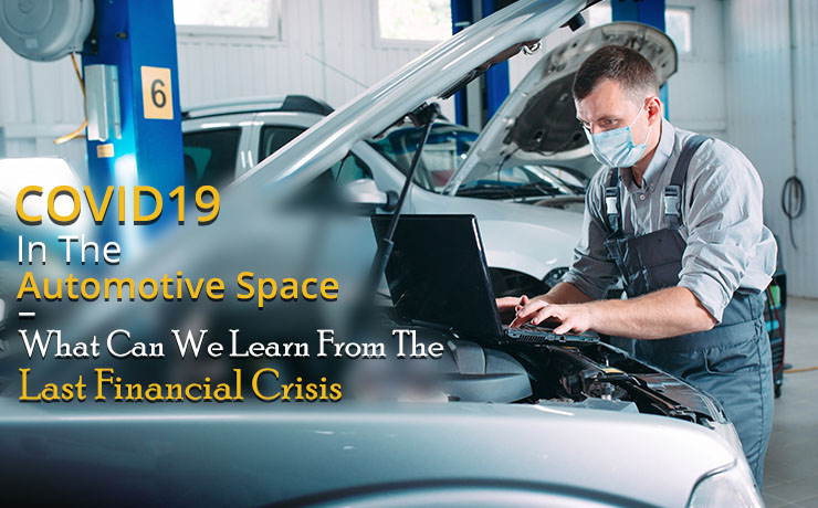 COVID19 in the automotive space