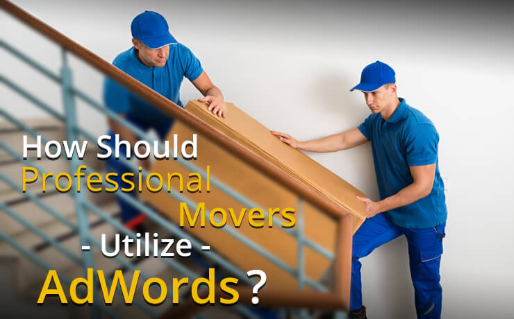 AdWords for professional movers