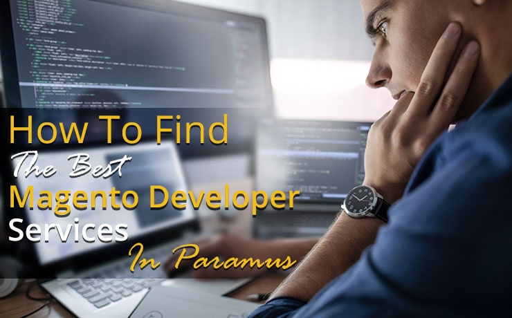 Magento developer services in Paramus