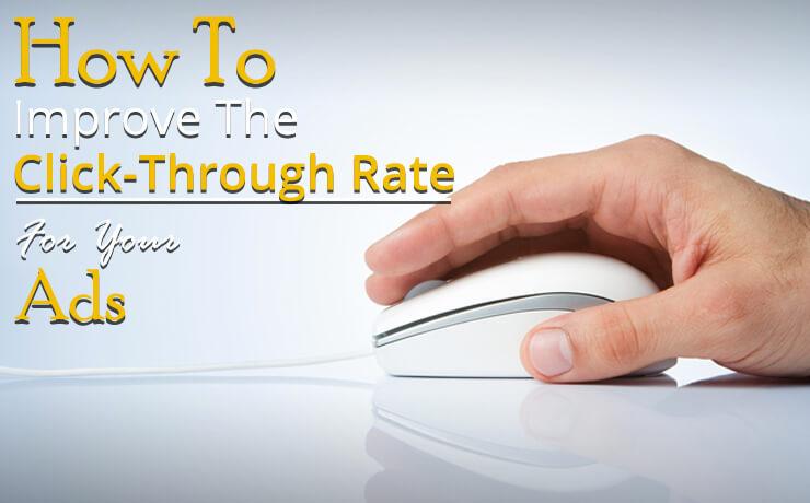 click-through rate