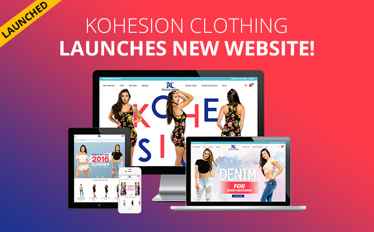 SmartSites Launches Magnificent Magento 2 Website 'Kohesion'