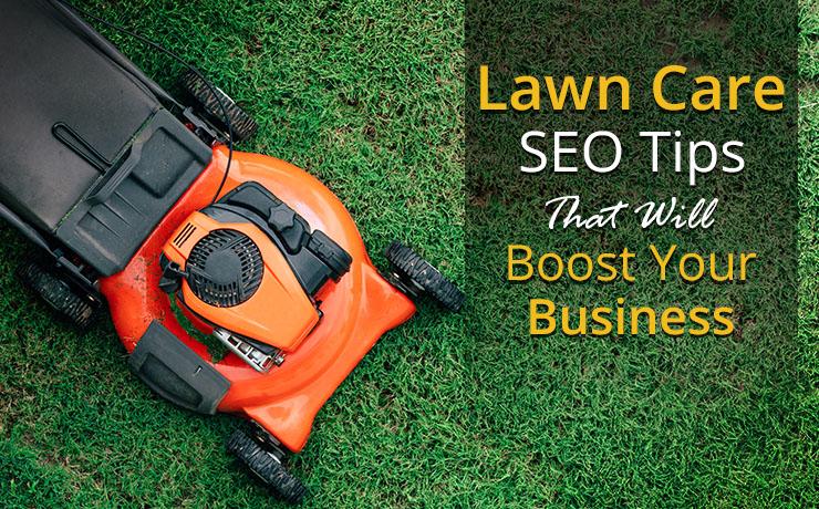 lawn care SEO