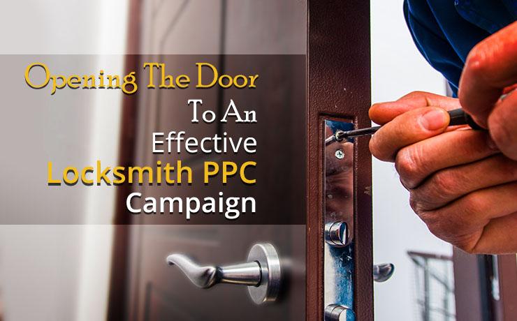 Locksmith PPC Campaign