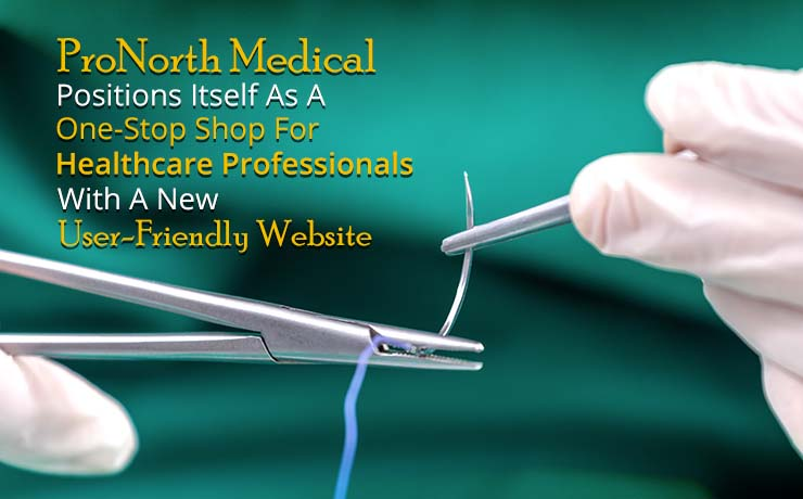 user-friendly website for healthcare professionals