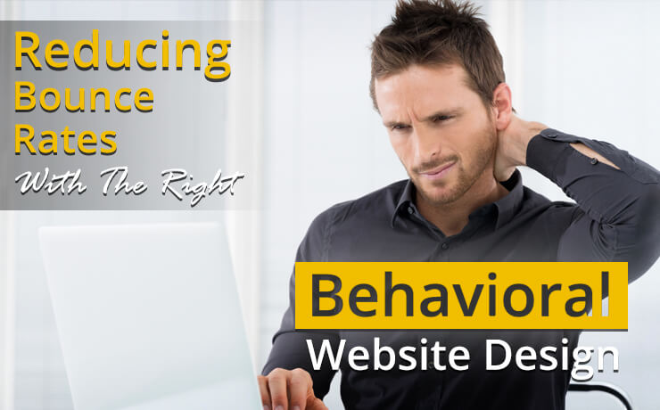 Behavioral Website Design
