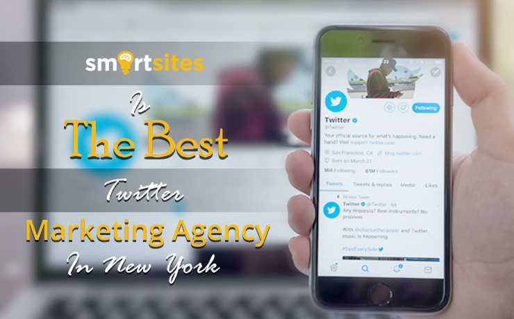 SmartSItes Is The Best Twitter Marketing Agency In New York