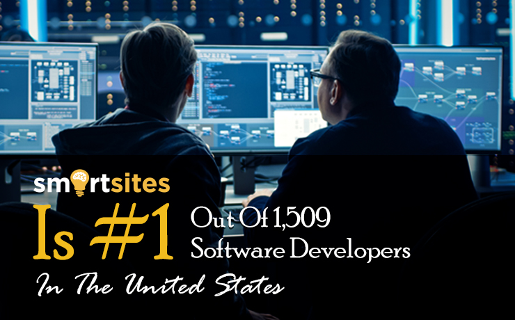 SmartSites Is #1 Out Of 1,509 Software Developers In The United States