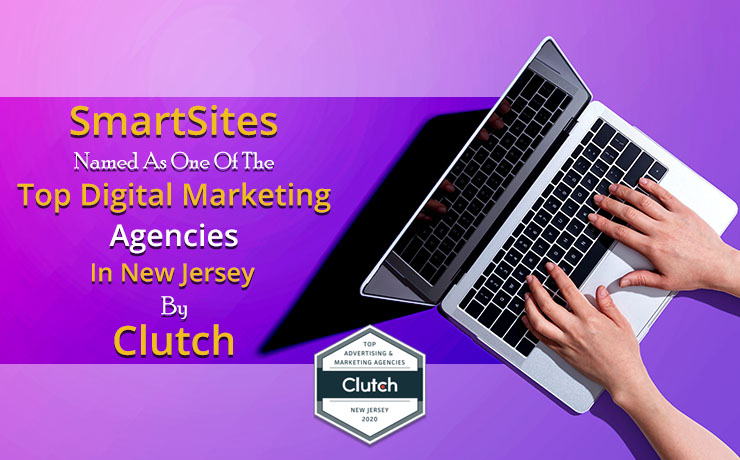 top digital marketing agencies in New Jersey by Clutch