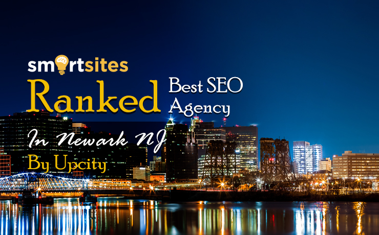 SmartSites Ranked Best SEO Agency In Newark NJ By Upcity