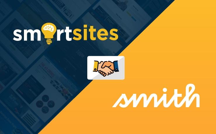 SmartSites reviews Smith.ai
