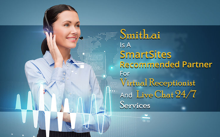 Smith.ai - SmartSites Recommended Partner