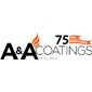 A & A Coatings Logo