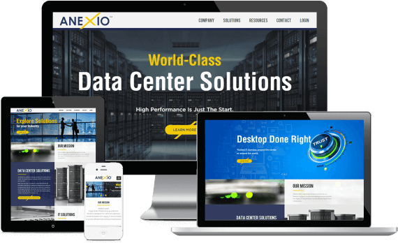 Anexio Web Design Business to Business