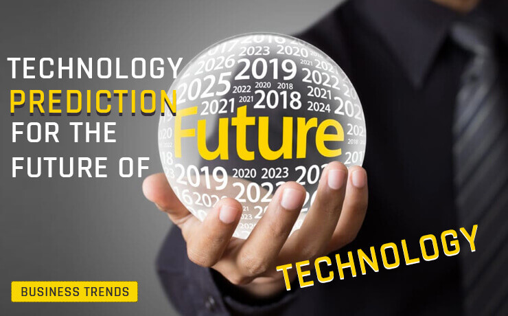 Another Prediction for the Future of Technology