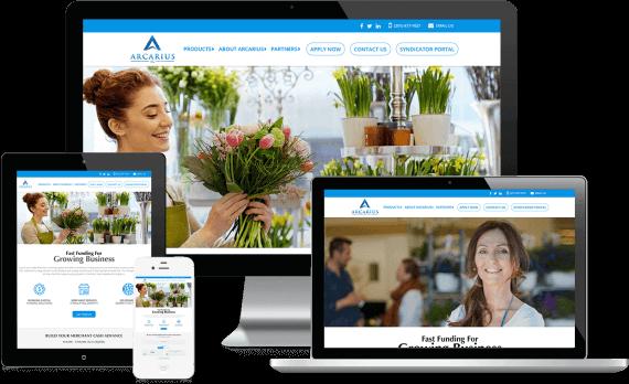 Arcarius Funding Organic SEO Business to Business
