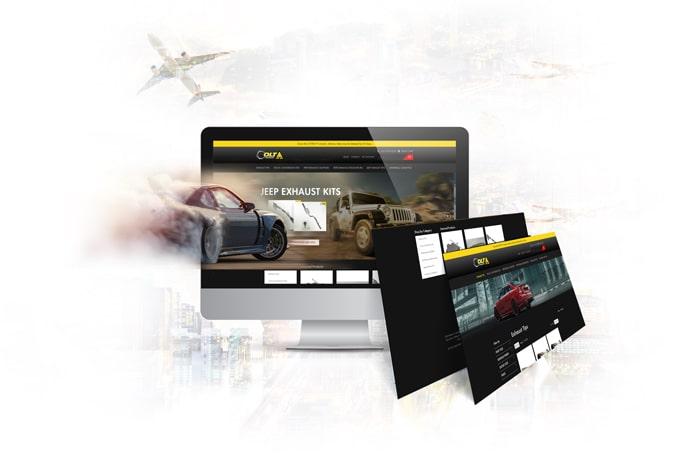 Automotive Automotive: Award Winning Web Design Company