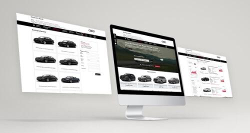 Automotive Classic Audi