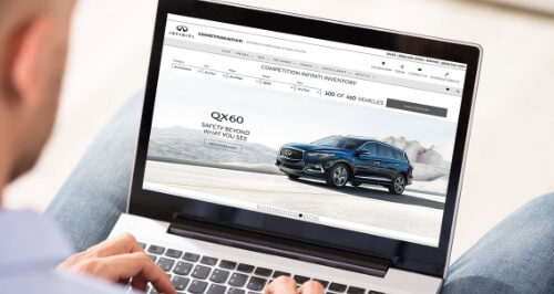 Automotive Competition Infiniti