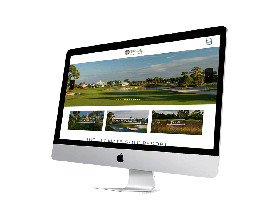 Banner Graphics Golf Course Marketing