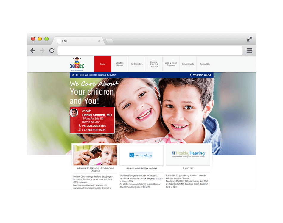 Banner Graphics Pediatric