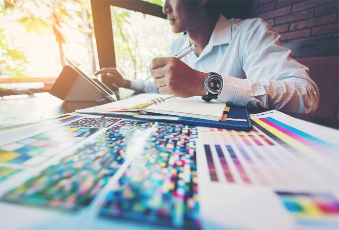 Branding & Print Design Fortify Your Brand