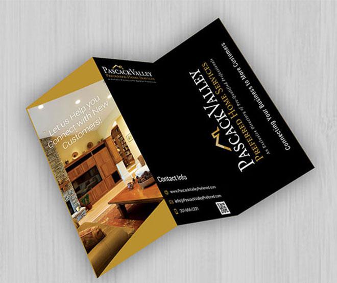 Brochures Design For Pascacackvalley