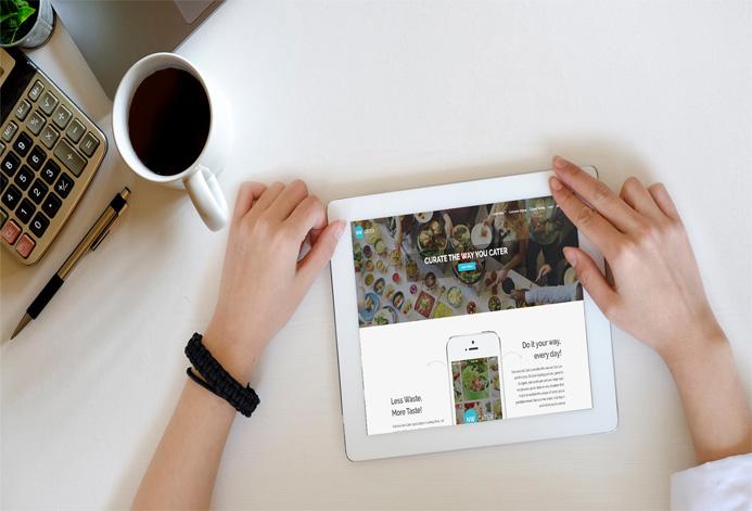 Hillside Gourmet WordPress Website