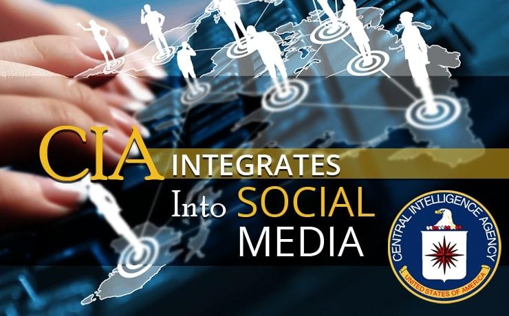 CIA Integrates Into Social Media