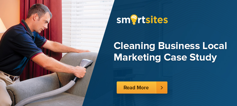 Cleaning Business Website Optimization and Local PPC Marketing Case Study