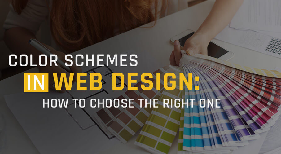 Color Schemes In Web Design: How To Choose The Right One