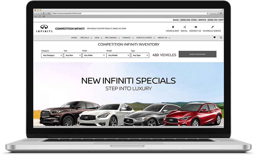 Competition Infiniti