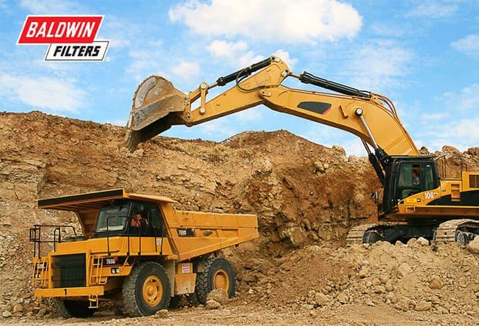 Baldwin Filters R Us Custom Air Compressor Parts Ecommerce Website