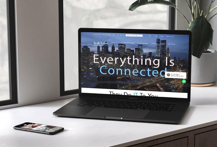 SurfCT Custom Dental IT Website