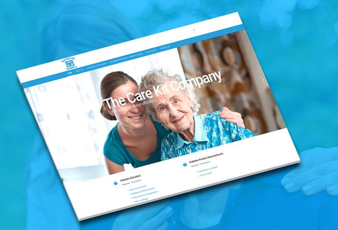 Diabetes Care Kit Custom Diabetes Care Website
