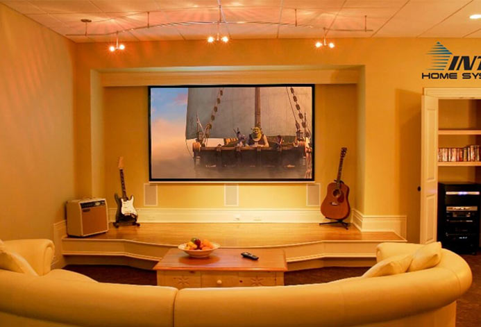 Intra Home Systems Custom Home Installation Website