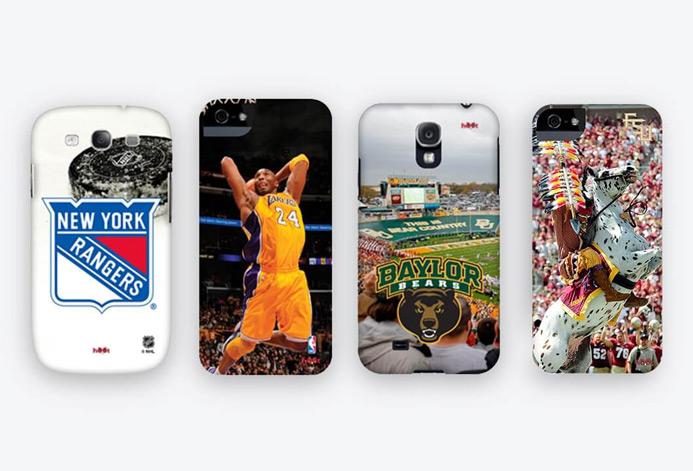 Hootcase Custom Phone Products Ecommerce Website