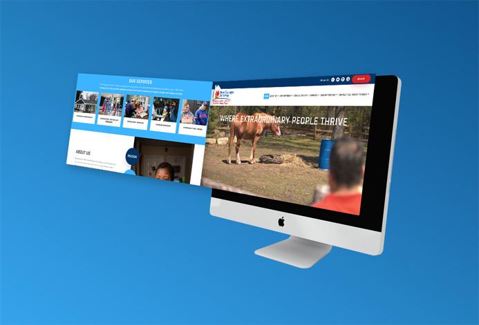 New Concepts for Living Custom Senior Care Website
