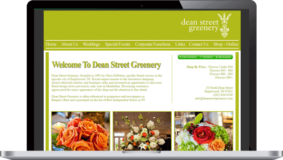 Dean Street Greenery PPC Marketing Paid Search