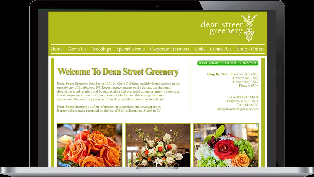 Dean Street Greenery
