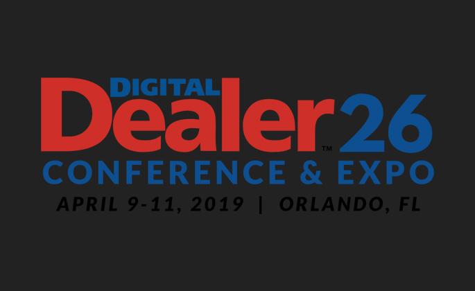 Digital Dealer 26 Conference & Expo